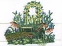 Garden MemoriesCheryl Mihills/Homespun Designs for Punch Needle - Product Image