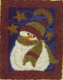 Midnight SnowmanRachel's of Greenfield - Product Image
