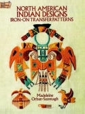 North American Indian DesignsMadeleine Orban-Szontagh/Dover Publications - Product Image