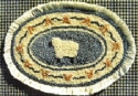 Miniature Lamb RugCheryl Mihills/Homespun Designs for Punch Needle - Product Image
