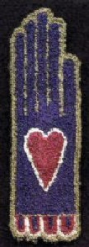 Heart and HandsCheryl Mihills/Homespun Designs for Punch Needle - Product Image