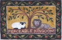 Peaceable KingdomKaren Amadio Gates Folk Art Designs - Product Image