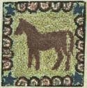 Primitive HorseKaren Amadio Gates Folk Art Designs - Product Image