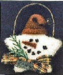 Snowflake OrnamentMountain Haven Crafts - Product Image