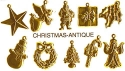 Antique Christmas - Product Image