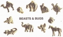 Beasts & Bugs - Product Image