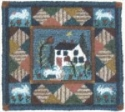 Tiptoe Thru My Tulip Garden Linda Myers/Farmhouse Quiltworks - Product Image