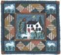 Tiptoe Thru My Tulip Garden Linda Myers/Farmhouse Quiltworks - Product Image