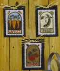 Garden Seed PacketsErica Michaels Needleart Designs - Product Image