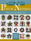 Getting Started in Punch NeedleLandauer BooksForeword by Gail Bird - Product Image