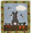 Bunny in my GardenHolly Hunt - Product Image