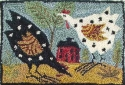 ChickensM Shaw Folk Art Collections - Product Image