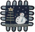 Snowy NightM Shaw Collection/Heart to Hand - Product Image