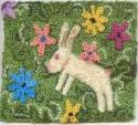 Springtime BunnyThe Pepr Pot/Charlotte Dudney - Product Image
