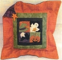 Halloween 4 PatchPine Mountain Designs - Product Image
