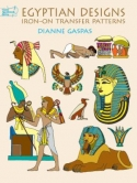 Egyptian DesignsDianna Gaspas/Dover Publications - Product Image
