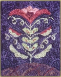 Pennsylvania FloralHooked on Rugs/Simply Wurthmore Necessities - Product Image
