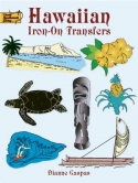 Hawaiian Iron-On TransfersDiane Gaspas/Dover Publications - Product Image
