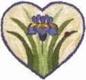Iris HeartCalico Crossroads - Product Image