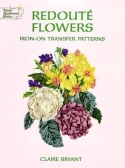 Redoute FlowersClaire Bryant/Dover Publications - Product Image