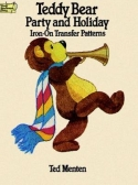 Teddy Bear Party & HolidaysTed Menten/Dover Publications - Product Image