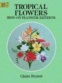 Tropical FlowersClaire Bryant/Dover Publications - Product Image