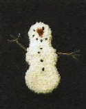 Snowman PinMountain Haven Crafts - Product Image