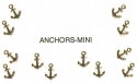 Mini Anchors - Product Image
