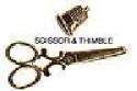 Scissor & Thimble - Product Image