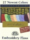 New DMC Embroidery Floss Colors - Product Image