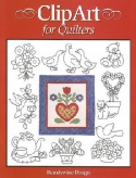Clip Art for Quilters - Product Image