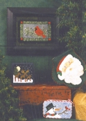 Punchneedle for WinterErica Michaels Needleart Designs - Product Image