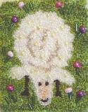 Sheepish in CloverCheryl Schulz - Product Image
