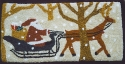 Santa's Sleigh RideCountry Threads - Product Image