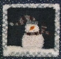SnowmanHidden Heart - Product Image
