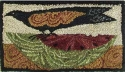 Watermelon CrowM Shaw Folk Art Collections - Product Image