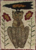 Cat BirdM Shaw Folk Art Collections - Product Image