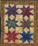 Ohio Star QuiltPine Mountain Designs - Product Image