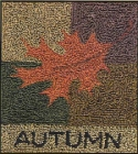 Autumn LeafPine Mountain Designs - Product Image