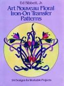 Art Nouveau FloralEd Sibbett, Jr./Dover Publications - Product Image