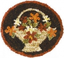 Flower BasketPrairie Grove Peddler - Product Image