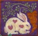 Sweetheart BunnyThe Workbasket - Product Image