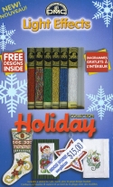 Light Effects DMC Embroidery Floss-Holiday - Product Image