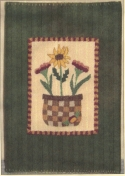 A Woven Garden Journal CoverAttic Heirlooms - Product Image