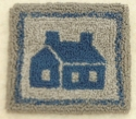 Indigo SchoolhouseJanet Wagner/A Slice of Heritage - Product Image