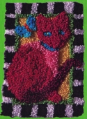 Itty Bitty KittyQuilted Frog - Product Image