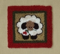Round SheepRachel's of Greenfield - Product Image